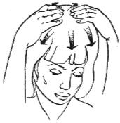 Для чего нужен массаж головы человека