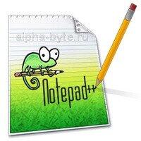 Как создать файл html в редакторе кода Notepade++