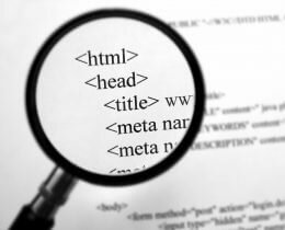 Полностью разбираем основную структуру HTML