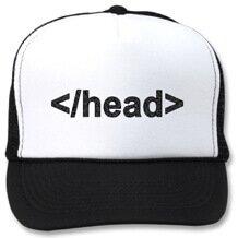Предназначение тега head в структуре html страницы сайта