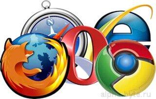 Как должна проходить загрузка CSS для определенного браузера