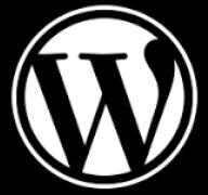 Официальный брендовый логотип WordPress