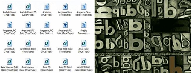 Что такое шрифты в типографике и каковы их особенности